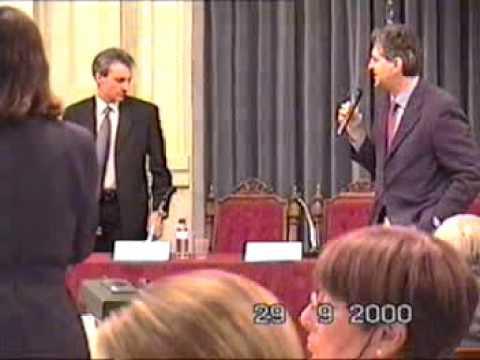 Juan Luis Arsuaga 29-9-2000