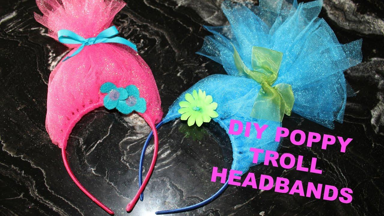 Diy simple easy fun cheap poppy troll headbands youtube diy simple easy fun cheap poppy troll headbands solutioingenieria Choice Image