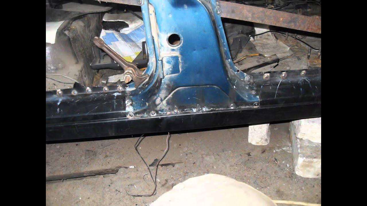 Замена поддомкратника на ваз 2110 DRIVE 2 12