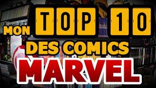 Mon TOP 10 des comics Marvel -  HORS-SÉRIE