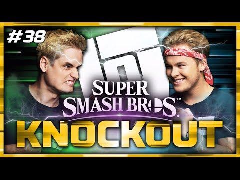 DON vs ROY | SUPER SMASH BROS ULTIMATE | KNOCKOUTS | LOGS3 | #38