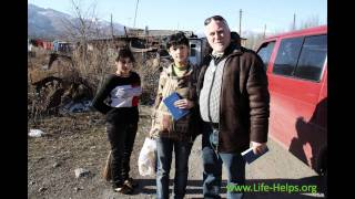Armenia. Vanadzor. Life help(This is Life Help non-profit orginization that is working with kids in Ukraine, Armenia and many more places to spread the gospel of the Lord. We also work with ..., 2011-12-30T09:16:19.000Z)