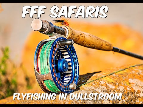 FLYFISHING For Rainbow Trout In Dullstroom - FFF Safaris