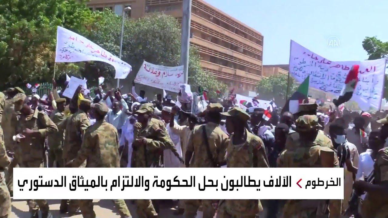من غرائب السياسة في السودان.. حلفاء حمدوك يطالبون بحل حكومته
