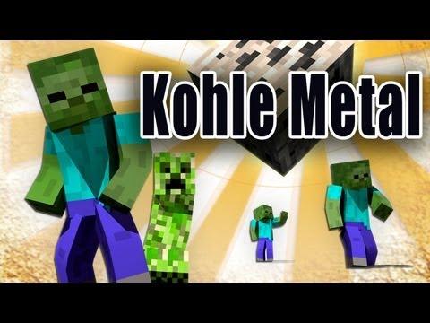 Rahmschnitzel Feat. Gronkh - Kohle Metal (Minecraft Gronkh Kohle Song)
