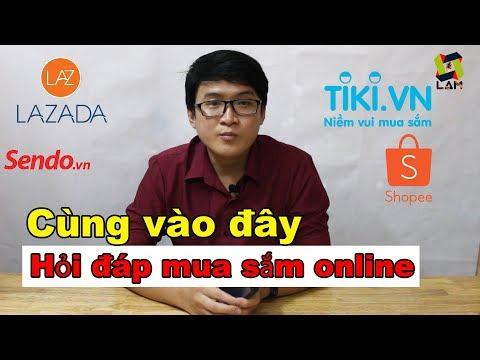 Hỏi đáp mua sắm online Teaser: Các bạn cứ đặt câu hỏi bên dưới comment. #HDMSOL