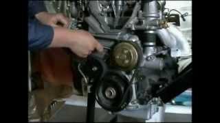 Видео процесса полной разборки двигателя ЗМЗ 406 405 409