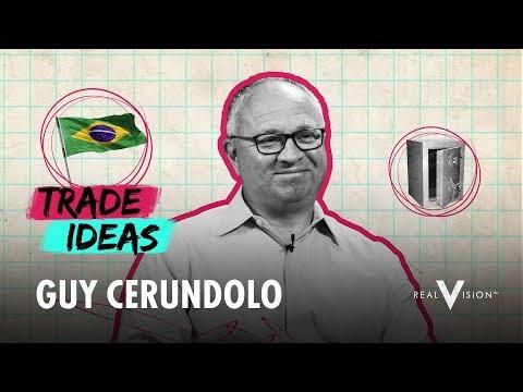 Bullish On Brazilian Banks (w/ Guy Cerundolo) | Stock Trade Ideas