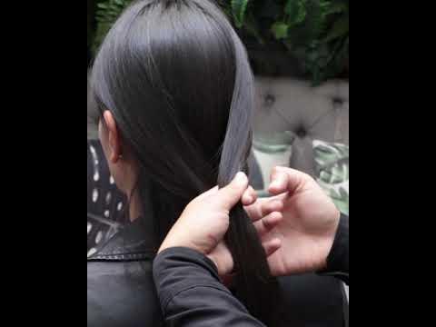 Tutorial de trenzas para pelo largo y abundante | Caracol Televisi�n