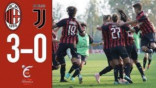 Highlights AC Milan 3-0 Juventus - Matchday 6 - Women Serie A 2018/2019