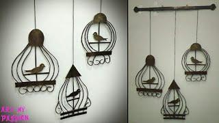 Newspaper wall hanging/newspaper wall decor/diy wall decor/room decor/cardboard wall hanging