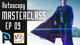 How to do Cloth Roto Part 1, In-depth Tutorial - Silhouette FX Rotoscopy Masterclass - EP 09 [HINDI]