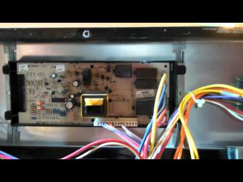 Ge Hotpoint Amp Rca Wall Oven Diagnostic Not Heatin