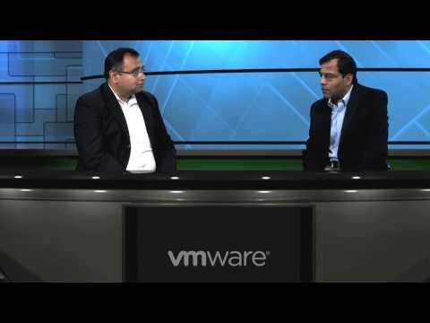 PAN IIT: Shekar Ayyar (CSVP, VMware) speaks with  Tushar Kant
