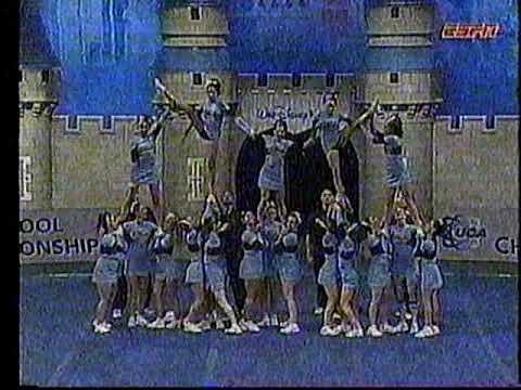 The Ursuline School - Cheerleading 2008