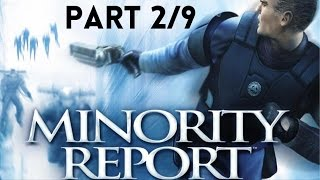 Minority Report: Everybody Runs Full Game (PART 2/9)(HD)