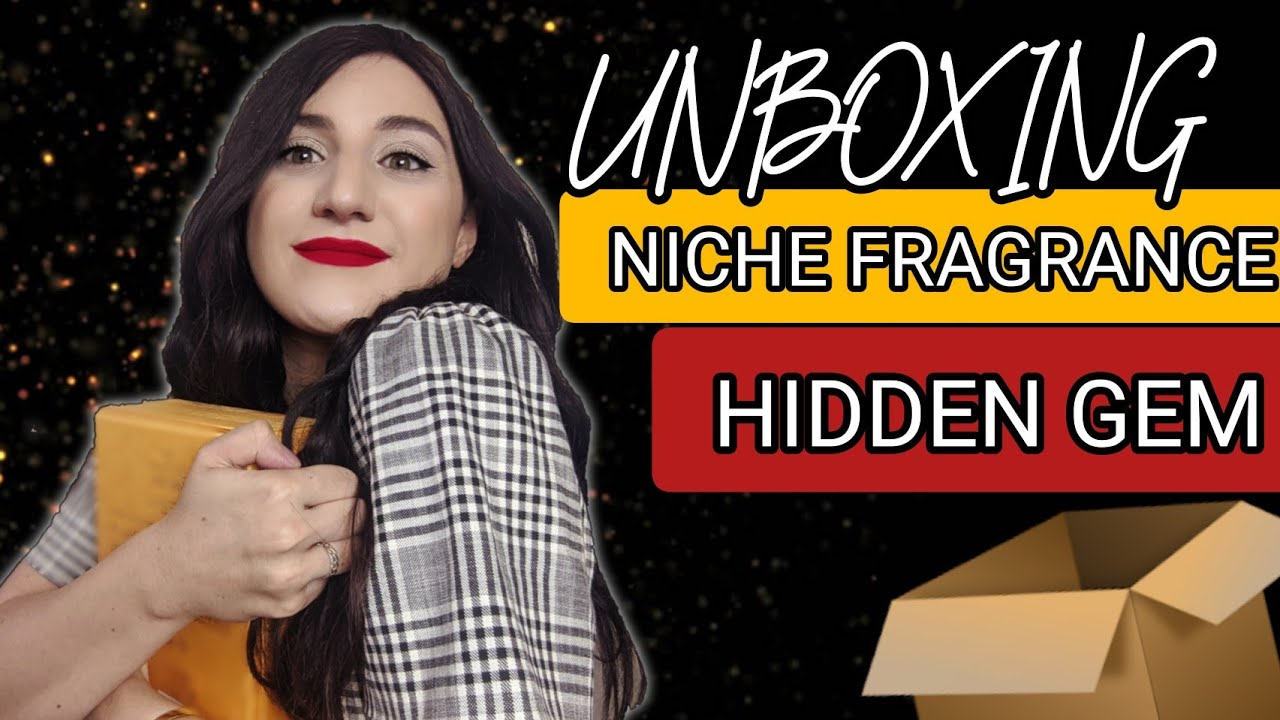 Unboxing A TRUE NICHE HIDDEN GEM FRAGRANCE !