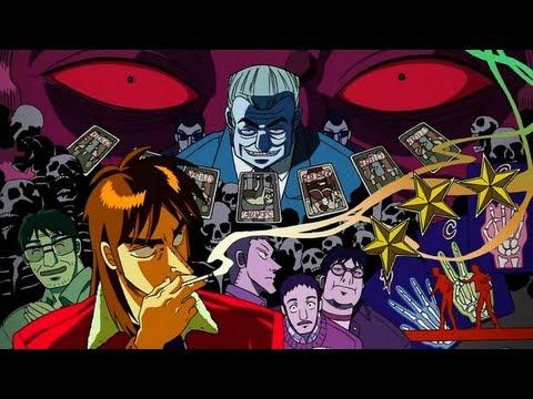 Anime Madness Kaiji Gambling Games Youtube