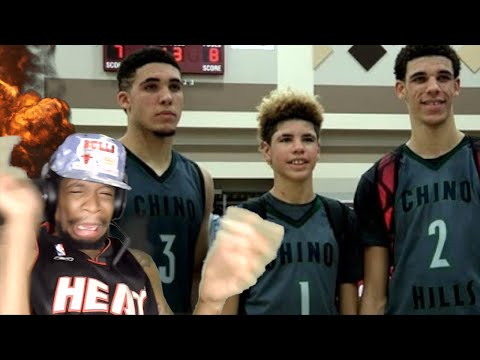 WTF! 3 BROTHERS!! #1 RANKED CHINO HILLS REACTION!