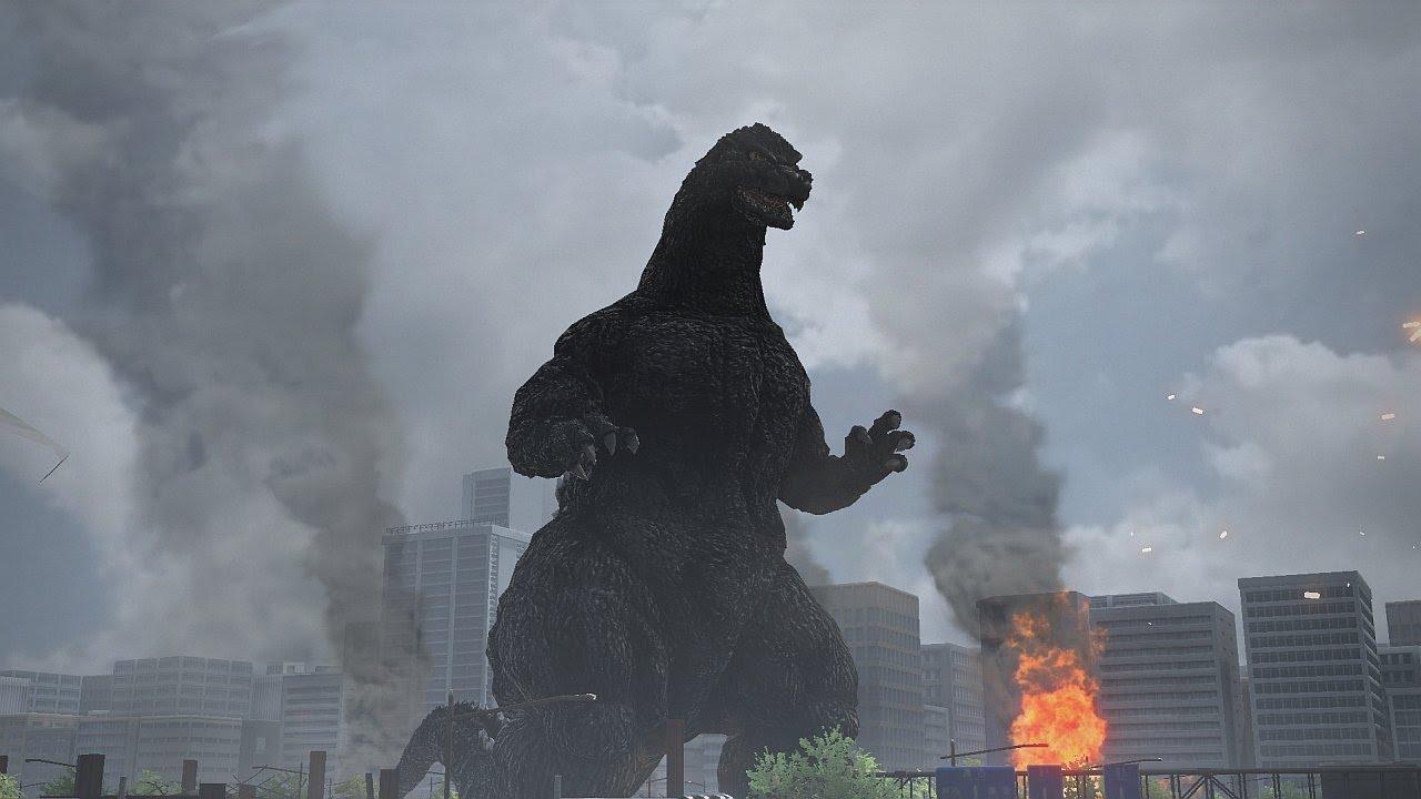 Was Ist Godzilla