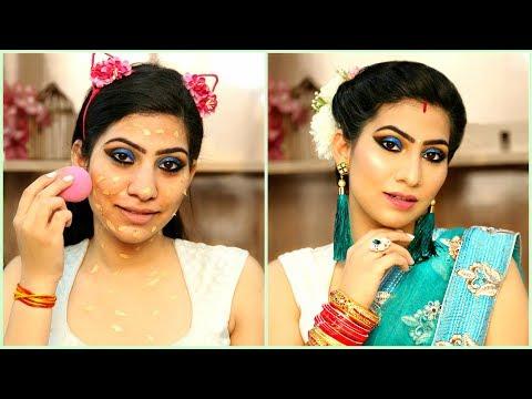 new-brides-घर-पर-मेकअप-कैसे-करें---step-by-step-makeup-tutorial-for-beginners-|-anaysa