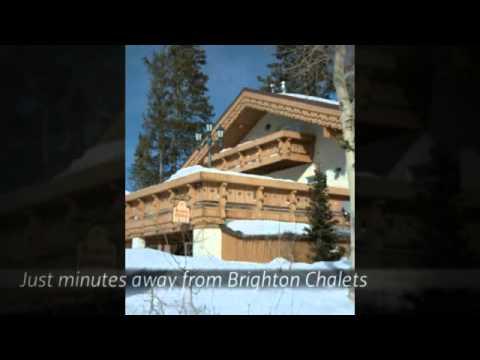 Utah cabin rentals youtube for Brighton utah cabin rentals