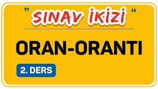 ORAN - ORANTI 2. DERS (2/2)  ŞENOL HOCA