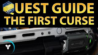 Destiny Taken King: The First Curse Exotic Quest Guide