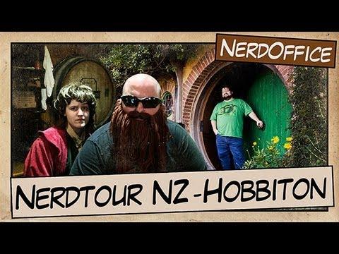 Nerdtour NZ: Hobbiton (ENG SUB)