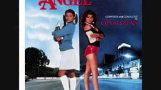 THE ALLIES - SOMETHING SWEET (ANGEL MOVIE SOUNDTRACK1984 )