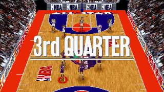 NBA in the ZONE 1 & 2 (PSone): All-Star Game