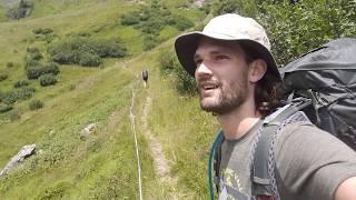 5-daagse Trektocht Pinzgauer Alpen