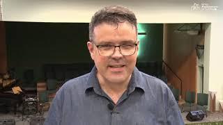 Diário de um Pastor com o Reverendo Marcelo Pinheiro - Salmo 37:1 - 01/12/2020.