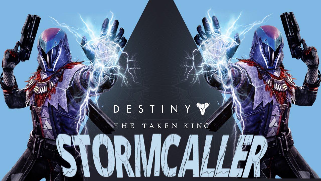 Destiny stormcaller subclass mission gameplay 39 warlock 39 youtube - Warlock stormcaller ...