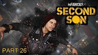 PS4のインファマス セカンド サン(inFAMOUS Second Son)のプレイ動画...