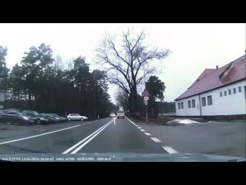Kierowca  idiota MZK Żagań