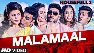 Malamaal Full Video Song Housefull 3 HD Video