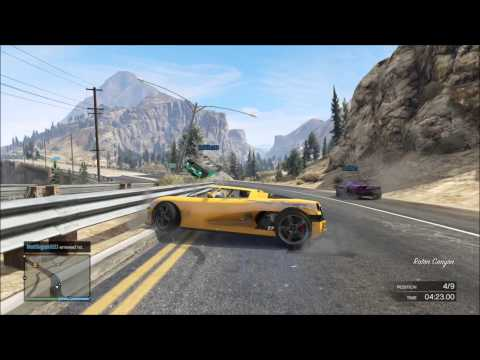 Gas Pedal: GTA V Edition