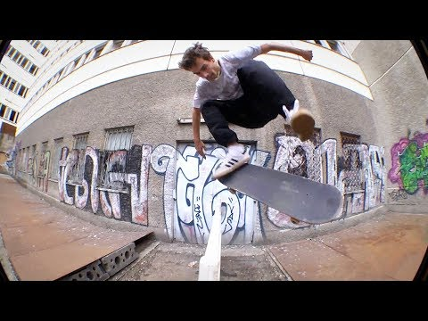 Ike Fromme | adidas Skateboarding - Summer Rave