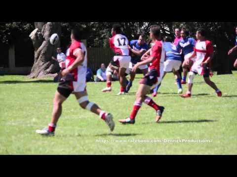 Toa Samoa U18s Footage