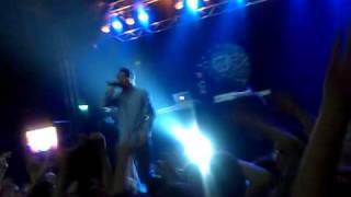 Prinz Pi - Beweis dagegen - Münster 11.03.2011 LIVE