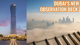 The View, Palm Tower Observation Deck - Dubai