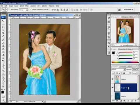 Thiet ke do hoa Hocphotoshop.com Huong dan tao bong do demi photoshop