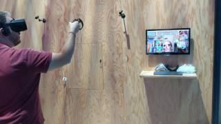 Facebook Spaces VR App