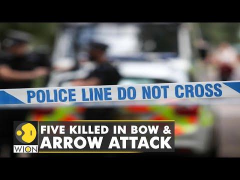 Man kills five near Norwegian capital Oslo before getting arrested   English News   World News