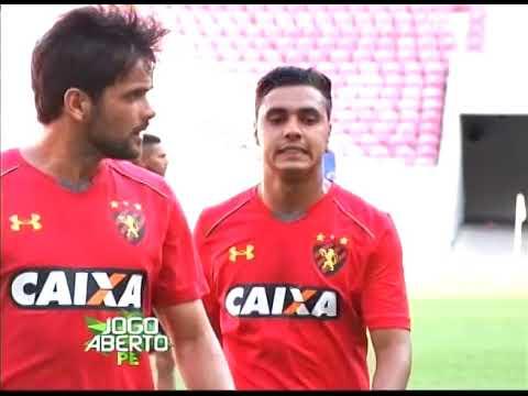 ded07c1113788  JOGO ABERTO PE  Sport e Vitória-PE vão se enfrentar hoje (23) na Arena de  Pernambuco