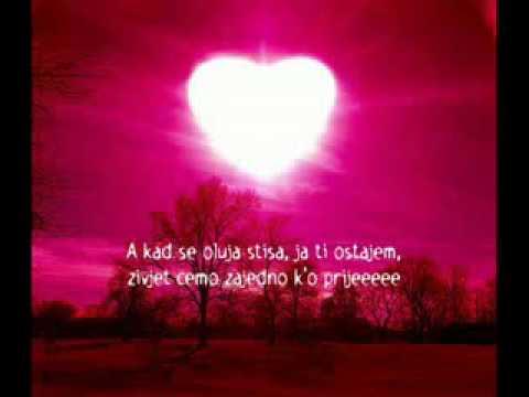 Dino Merlin,Tifa, Crvena Jabuka, Hari Mata Hari & Valentino - Ljubav je