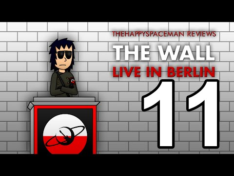 TheHappySpaceman Reviews: THE WALL - LIVE IN BERLIN