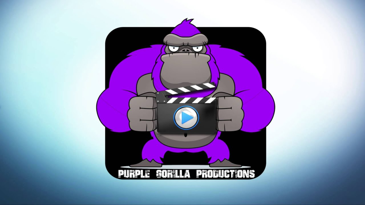 Purple Gorilla Filmaker Logo Reveal Youtube