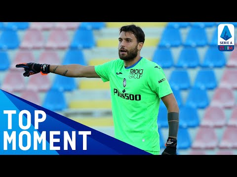 Marco Sportiello makes double-save to deny Inter!   Atalanta 1-1 Inter   Top Moment   Serie A TIM